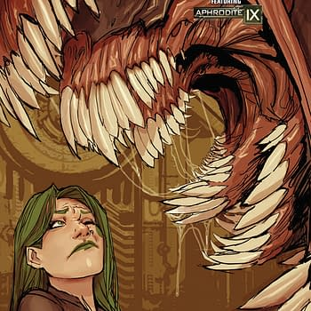 Top Cow Preview: IXth Generation #4
