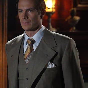 James DArcy And Enver Gjokaj Sign For Agent Carter Season 2