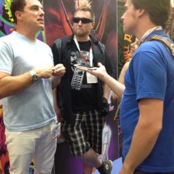 SDCC '15: John Barrowman, Erika Lewis, And J.K. Woodward Talk About Heavy Metal's 49th Key