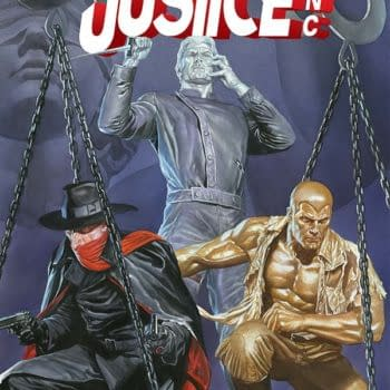 Free On Bleeding Cool – Justice, Inc #1 By Uslan And Timpano