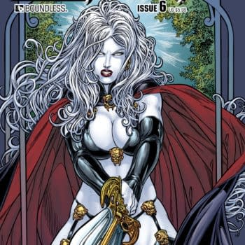 Lady Death: Apocalypse Gets Over-sized Finale