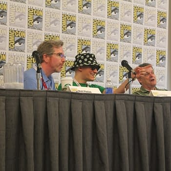 SDCC 15: Significance of Historical Comics and Graphic Novels &#8211 The Pros Talk Shop