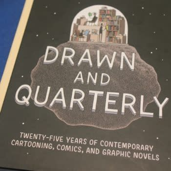 SDCC '15: Indie Publisher Drawn And Quarterly Marks 25 Years With Anniversary Book