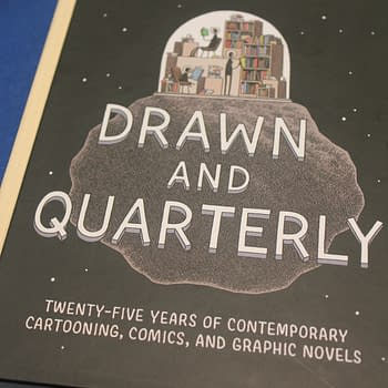 SDCC 15: Indie Publisher Drawn And Quarterly Marks 25 Years With Anniversary Book