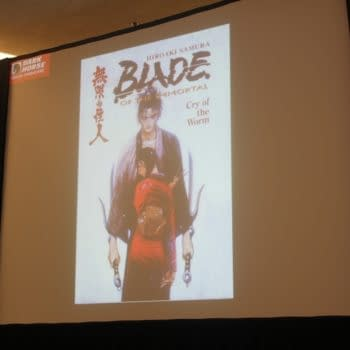 SDCC '15: Omnibus Program Promoted By Dark Horse Manga, With Soft Announcement