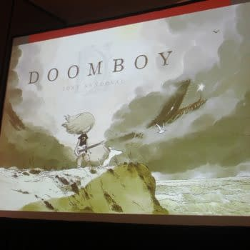SDCC '15: Magnetic Press Studio Discusses Current And Upcoming Releases