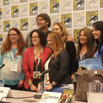 SDCC 15: Breaking Down Romantic Relationships In Science Fiction And Fantasy