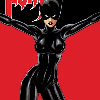 Free On Bleeding Cool &#8211 Miss Fury #2 By Williams And Herbert