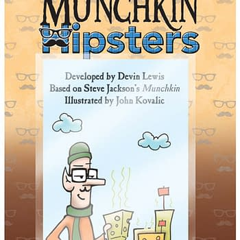 Steve Jackson Games Announces Munchkin Exclusives