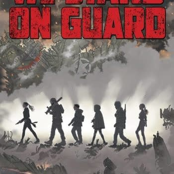 We Stand On Guard Leads Advance Reorders Against Young Terrorists