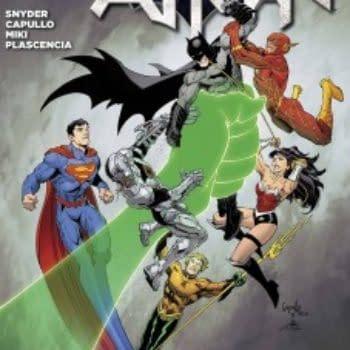 An Original Batman & Robin Eternal Story, Given Away On Batman Day