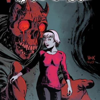 A Look Inside Chilling Adventures Of Sabrina #4