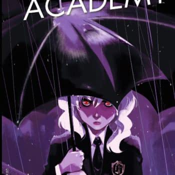 Vampire Bats, A Jealous Ex-Boyfriend, And Intense Action In Gotham Academy #8