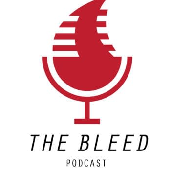 Reading Rumble With Space Riders' Fabian Rangel Jr: The Bleed Podcast 45