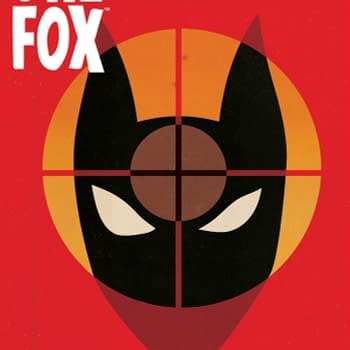 Impressive Art Experimentation For The Fox: Preview Fox Hunt #4 Out This Week