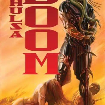 Free On Bleeding Cool – Robert E Howard Presents Thulsa Doom #1
