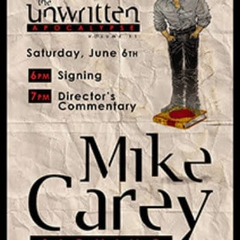 Orbital Director's Commentary – Mike Carey On The Unwritten!