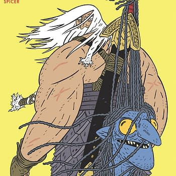 Image Brings Us 80 Pages Of Head Lopper In September