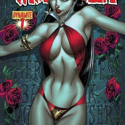 Free On Bleeding Cool – Vampirella #1 By Trautmann And Reis