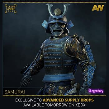 The New Call Of Duty: Advanced Warfare Armour Sets Are Bonkers