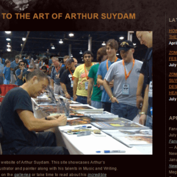 Arthur Suydam Responds To Confirmed Photoshopping Of His Photos