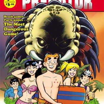 Archie Vs. Predator As An 'Archie Splatterverse' – Talking With Alex De Campi At San Diego Comic-Con
