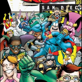 All Your SDCC '15 Exclusives For The Tick!
