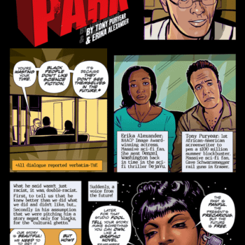 SDCC '15: Concrete Park Returns To Dark Horse With A New Superhero Named After Jack Kirby