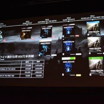The Dark Souls Series Has Sold Over 8 Million Copies