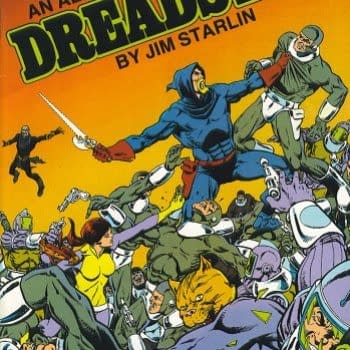 Jim Starlin Writes And Draws New Dreadstar – And New Creator-Owned Work