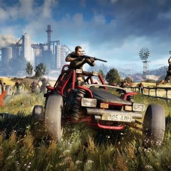 Techland Announce New DLC For Dyling Light With Huge New Map And Cars