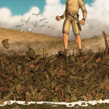 SDCC '15: Great Pacific's Joe Harris And Martín Morazzo Team For New Image Comic