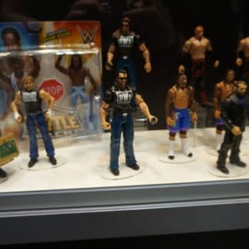SDCC '15: WWE and Mattel Give Us A Glimpse of the Future With NXT
