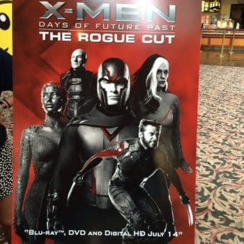 SDCC '15: I Saw The X-Men: Days of Future Past: The Rogue Cut And I Want to Tell You About It
