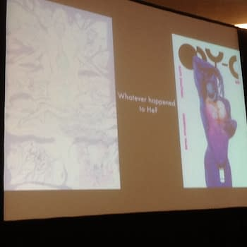 SDCC 15: The Milkfed Panel &#8211 And Is This The Best Ever Use Of The Image Logo Ever