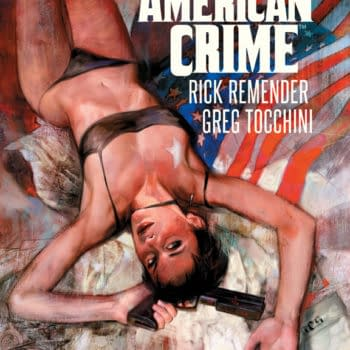 Image Brings Remender And Tocchini's Last Days Of American Crime To Oversized Hardcover In August