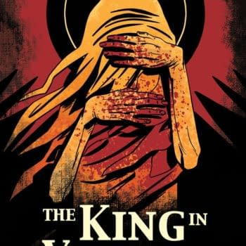 The Ghost Limb Sensations Of INJ Culbard's The King In Yellow