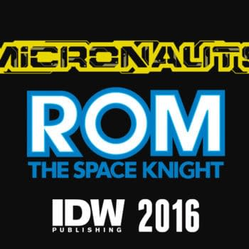 SDCC '15: Panel Blow By Blow As IDW Announced Dredd, TMNT/Batman, Rom, Micronauts and More
