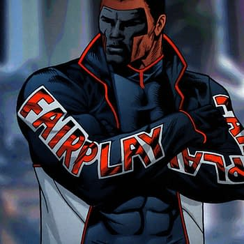 SDCC 15: Anarky And Mr. Terrific Will Appear In Arrow Season 4