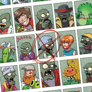It's A Zombie Eat Zombie World: Preview 8 Pages Of Plants Vs. Zombies: Bully For You #3 From Dark Horse