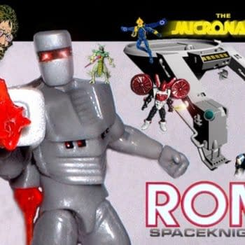 SDCC'15: Micronauts And Rom Return From IDW And Hasbro In 2016