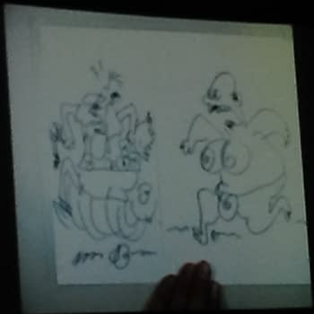 SDCC 15: Quick Draw Panel With Sergio Aragones Mark Evanier And More