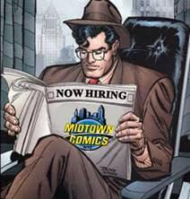 Three Jobs Available In Comics In New York City