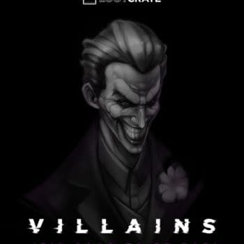 Loot Crate Goes Evil – Joker Figure And A Marvel Comic For August?