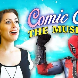 SDCC '15: The Nerdist Presents Comic Con the Musical