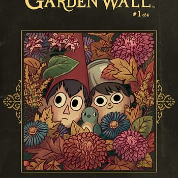 KaBOOM Giving Fans What They Want: Over The Garden Walls Limited Comic Release Arrives In August