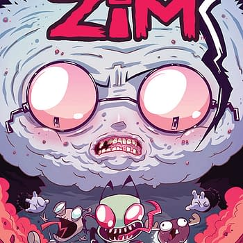 Invader Zim Invades SDCC With Oni Press For Events Signings Exclusives