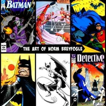 Will You Give $50 For Norm Breyfogle's Whisper Collection?