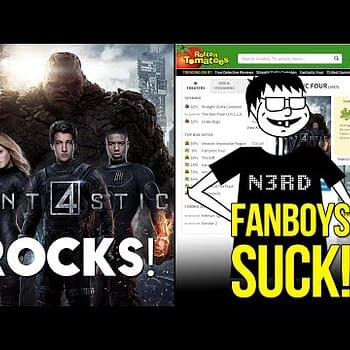 A Dissenting Opinion On The Fantastic Four