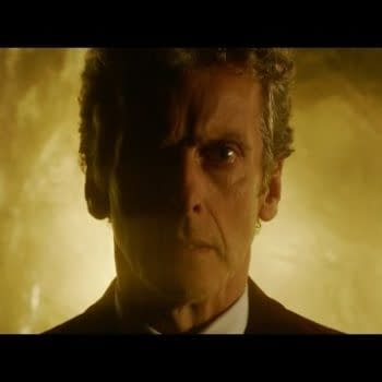 """Sorry I'm Late"" – New Trailer For Doctor Who"